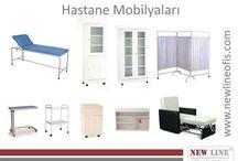 Hastane Mobilyalari / www.newlineofis.com
