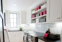 Laundry rooms / by Kelley Cox
