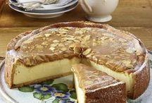 Rezepte - Kuchen und Torten