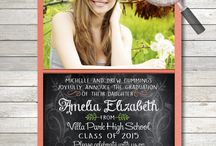 2015 Awesome Graduation Announcements!