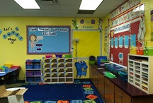 classroom, daycare space design