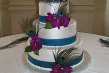 Beautiful cakes / by Heather Hoisington