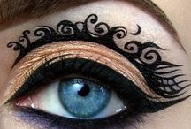make-up eyes