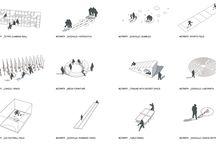 Koncept skiss/diagram
