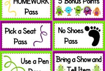 School - Behaviour/Classroom Management