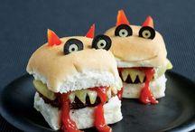 Comidas divertidas / ¿Porque no hacer más divertida la comida de los niños? Con estas comidas se lo pasarán en grande mientras se alimentan :)