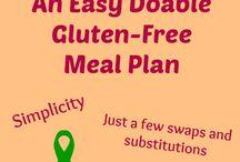 Gluten Free: Meals