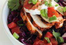 Recipes - Chicken & Turkey / Chicken &Turkey