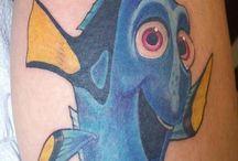 Disney Tattoos / by Andrea Arthur
