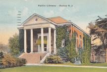 Nutley History Vintage Postcards