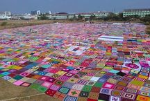 coperte a crochet