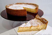 Tarta de queso de cabra y limón / Tarta de queso de cabra y limón fácil receta casera , paso a paso  http://www.golosolandia.com/2014/07/tarta-de-queso-de-cabra-y-limon.html