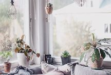 BOHO CHIC / INTERIOR IN BOHO