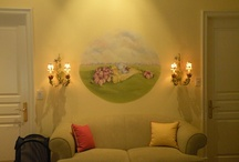 Children's rooms / I love the fantasy and imagination I can explore in kids' rooms!