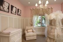 Baby nursery / Decoración habitaciones bebés . Imágenes que fui guardando de internet. Perdón que no tengo las páginas web de la mismas