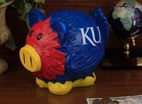 Rock Chalk Jayhawk / by Darla Patterson Calvird