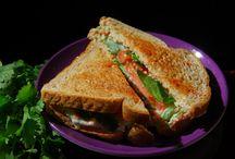 Secret recipe...Sandwiches only..