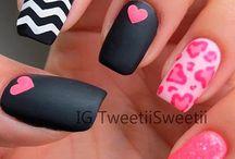 las uñas mas lindas