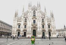 #Expo2015   Foody Around Milan