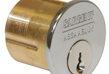 Sargent Mortise Cylinders