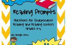 School-Reading  / by Melanie Fields