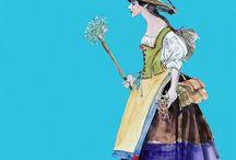 Cervantes: 16 personajes que maravillan
