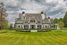 Beautiful Homes - Exteriors / by Lynn Terry