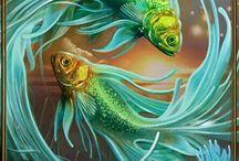 Рыбы _творчество