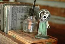 Scuole d'altri tempi / Edifici, accessori, libri