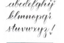 Handwriting + Doodles