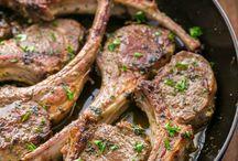 Recipes - Lamb