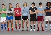 Winter Range / by Front Up Rugby