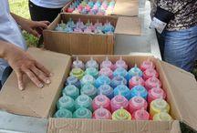Emerald Estate Colour Run Event