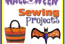 Halloween Fabric, Projects, Food, Tips & Tricks