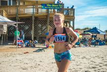 Beach Running | Home Is Where the Heart Is