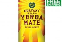 The many offerings of Guayaki / Hot, cold, sweetened or beautifully basic, yerba mate can be enjoyed in so many different ways. Here's a look at a few of them. / by Guayaki Yerba Mate