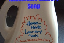 Thrifty Clean Home / A place to share recipes, ideas, and tips and hints for homemade soaps, detergents, and cleaners. Feel free to add other pinners!