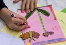 Interventions scolaires, ateliers Aline Pallaro