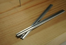 Reversible Planer Blades / by Woodford Woodworking Tools and Machines UK.