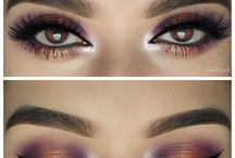 Makeup for Brown eyes / Makeup