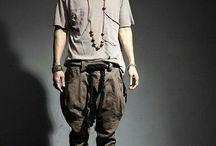 Men fashion / Creative