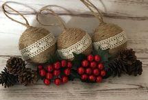 Boże Narodzenie - Bombki