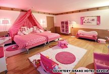 Kids room ideas / by Nikki Stevens