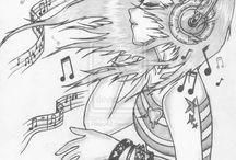 Dessin music
