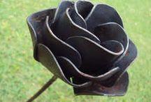 Metal rose / Welding