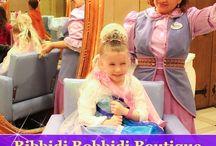 Disney for princesses / Princess experiences for your princess