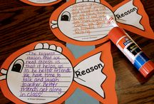 2nd gr writing / by Haylee Richardson