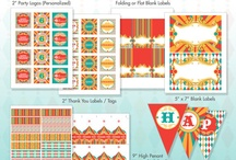 printable lovely things / Crafts