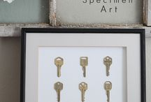 Keys / What should I do with all my old keys? / by Michelle L. LeBlanc