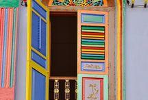 dveře a brány - doors and gates